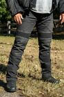 RHOK S1 Skinny Motorcycle Jeans with DuPont? Kevlar® + CE armour knee/hip
