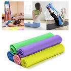 Women Fitness Accessories Exercise Gym Rope Rubber Belt Yoga Stretch Strap image