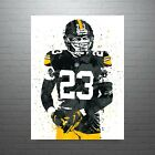 Joe Haden Pittsburgh Steelers Poster FREE US SHIPPING $14.99 USD on eBay