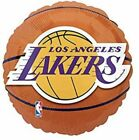 "18"" Los Angeles Lakers Mylar Foil Round Balloon Party Decoration Supply on eBay"
