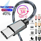 For Samsung Galaxy S20 FE Note 20  Type C USB Fast Charging Cable Data Charger