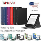TiMOVO Smart Vertical Flip Stand Full Case For All-New Amazon Kindle 10th 2019
