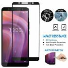 2 Pack For Alcatel 3V 2019 5032w Full Coverage Tempered Glass Screen Protector