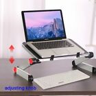 HobbyLane Alloy Laptop Stand Portable Foldable Adjustable Laptop Desk Computer