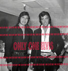 1971 ELVIS PRESLEY & Engelbert Humperdinck at the Riviera Hotel Las Vegas PHOTO