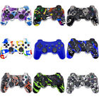 Wireless Bluetooth Game Controller Double Shock Joystick Remote Control For PS3