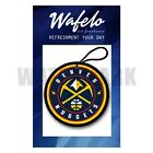 Custom Denver Nuggets NBA Car and Home Air Freshener Wafelo Mixberry on eBay