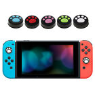 2x Paws Thumb Stick Grip Joystick Cap Cover Protective For Ns Nx Switch Joy- Kh