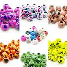Tungsten Beads - Choice Of Colour - Fly Tying Materials - Speckled - Matt