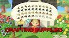 ✨Animal Crossing - NH - CRAFTING (IRON, WOOD, STONE, CLAY, BRANCH) ✨