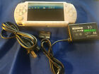 Great Condition Sony PSP PlayStation Portable 2000 Lavender Purple Slim