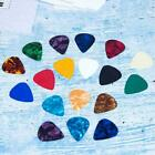 Pieces Guitar Picks Colored Picks For Electric Or Guitar Ukulele E3i9