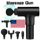 Kyпить Massage Gun Percussion Massager 30 Speed Deep Tissue Muscle Vibrating Relaxing на еВаy.соm