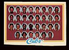 1978 Topps Hand Cut Team Checklists~You Pick~Photo Single Sheet~SSP Rare~ on Ebay
