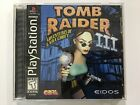Tomb Raider (Sony PlayStation 2) PS2 TESTED