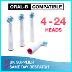 Electric+Toothbrush+Heads+Compatible+With+Oral+B+