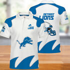 Detroit Lions Football Shirt Short Sleeve T-Shirt Tee Top S-5XL Gift for Fans $37.73 CAD on eBay