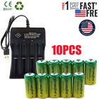 20* Rechargeable 16340 Batteries 3.7V CR123A for Netgear Arlo Security Cameras