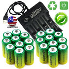 Kyпить 20* Rechargeable 16340 Batteries 3.7V CR123A for Netgear Arlo Security Cameras на еВаy.соm