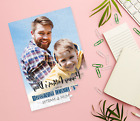 Personalised Best dad Ever Puzzle with Customised Box - Family Picture Gift
