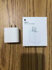Original Apple 18W Fast Charger USB-C Power Adapter Cable  iPhone 8-11 Pro Max