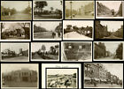 NOTTINGHAM NOTTS REAL PHOTO Cards PPCs Street Scenes Locals etc. PRICED SINGLY