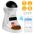 Automatic Pet Feeder Food Dispenser for Cats and Dogs Smart WiFi/Timely Recorder