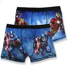 Official The Avengers Character Mens Boxers Shorts Trunks