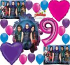 Descendants 3 Party Supplies Birthday Balloon Decoration Kit Choose Your Own Age