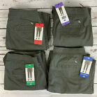Eddie Bauer Ladies Laid Back Twill Jogger Pants Capers (Olive) Variety of Sizes