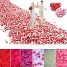 100pcs Artificial Rose Petals Silk Flower Party Accessories Party Wedding U9b3