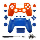 PS4 Pro Controller Shell Case Full Custom Mod Kit Buttons Dragon Ball Wolverine