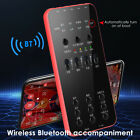For Cell Phones PC Universal External Audio Microphone Live Broadcast Sound Card