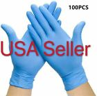 100 Pcs Nitrile Disposable Gloves Food Grade Gloves Latex Free [select M .l.xl]