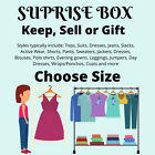 NWT Women's Clothing 3 Pc Surprise Box Choose Size, Grab Bag To Keep, Sell, Gift