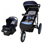 Car Seat, Safety 1st Starting Line Jogger With OnBoard 35 Infant  Blue Royale
