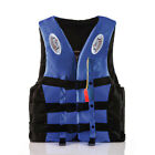 Adults Kids Life Watersport Vest Kayak Ski Buoyancy Aid Sailing Boating Jacket