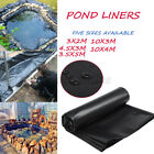 Fish Pond Liners Gardens Pools HDPE Membrane Reinforced Landscaping 0.33mm