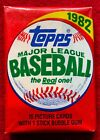 1981 1982 1983 1984 1985 1986 1989 1991 TOPPS BASEBALL CARD WAX UNOPENED PACKSBaseball Cards - 213