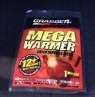 12-Pack Mega Hand Warmer by Grabber Warmers Xtra Large CHOOSE QTY