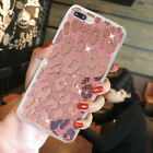For Iphone 12/11 Pro Max 8 XS Max XR Bling GLITTER Sparkle Cute Phone Case Cover