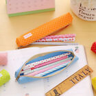 Oxford Pencil Case Students School Supplies Cosmetic Pouch Stationery Pen Bag Sh