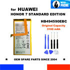 BATTERY OEM ORIGINAL CAPACITY 3100mAh HB494590EBC HUAWEI HONOR 7 Dual Sim 3,8V