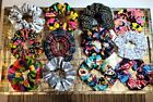 SCRUNCHIES HAIR Handmade Buy More, Save More!  NEW FABRICS ADDED OFTEN Mix/Match