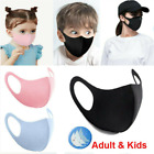 5Pcs Kids Boys Girls Child Unisex Face Mask Reusable Washable Cover Masks Cloth