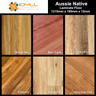 12mm Idyll Laminate Flooring Sample Floating Timber Floor boards Click Lock