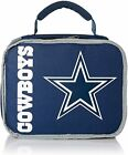 """Officially Licensed NFL """"Sacked"""" Lunch Cooler Bag, Multi Color, 10.5"""" x 8.5"""" x $14.77 USD on eBay"""