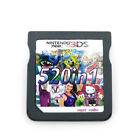 208/482/520 in 1 Video Games Cartridge Cards For DS NDS 2DS 3DS NDSI NDSL NEW