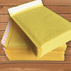 10 Pack Packaging Paper Bubble Yellow Mailing Padded Envelopes Bag