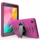 For Samsung Galaxy Tab A 8.0 2019 8 Inch Tablet Case Shockproof Stand Hard Cover